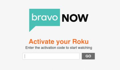 Bravo TV Activation