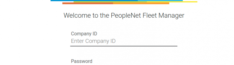 PEOPLENET Logo