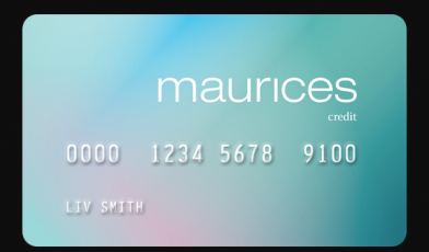 maurices credit card logo
