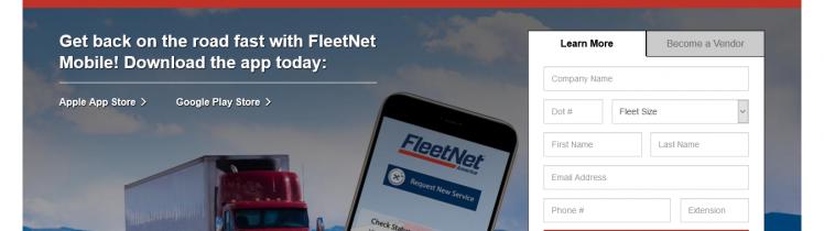 FleetNet Login