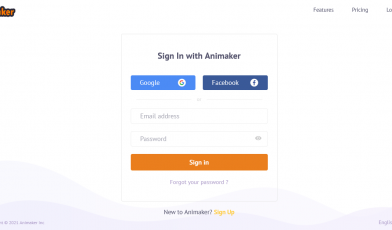 Login Guide for Animaker Account
