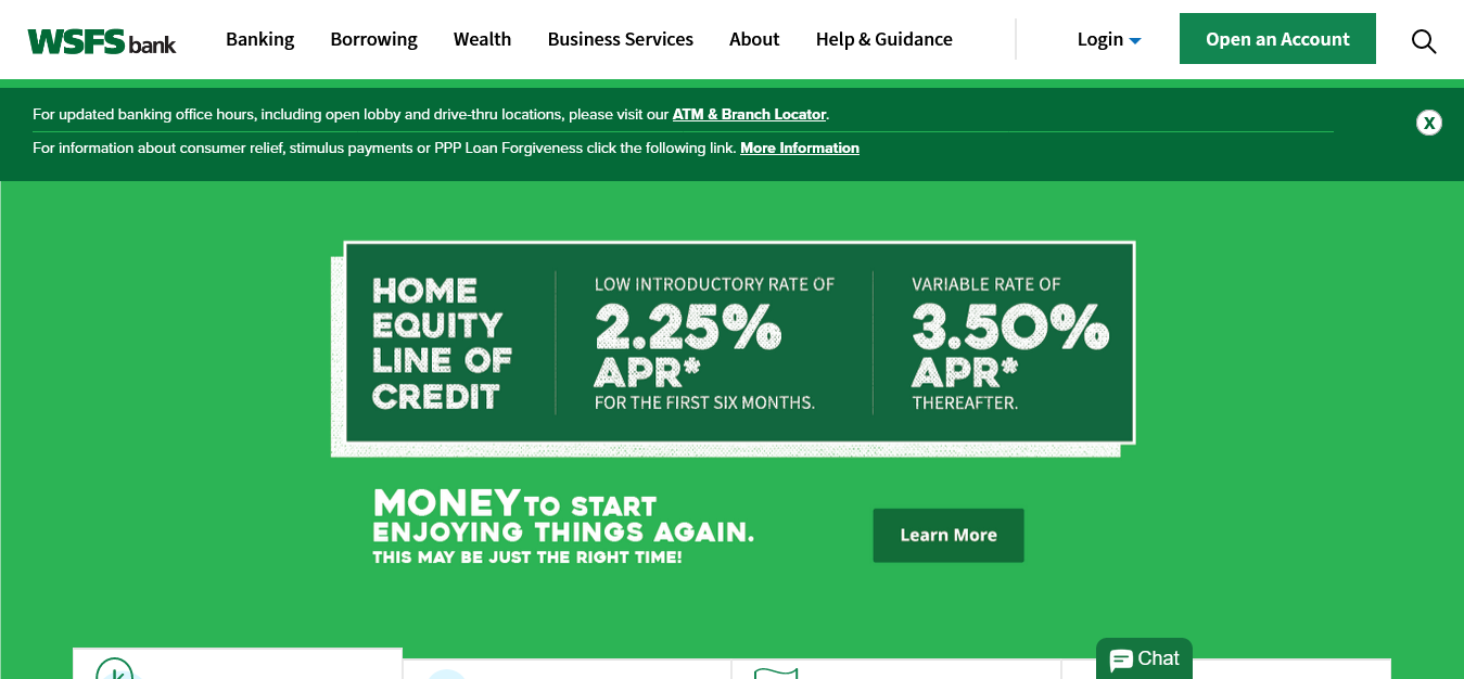 Login Guide for WSFS Account