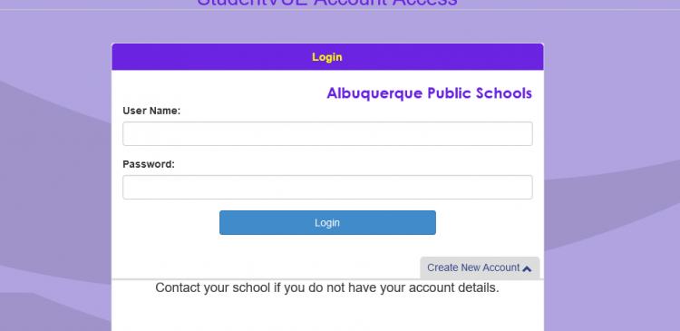 StudentVUE login