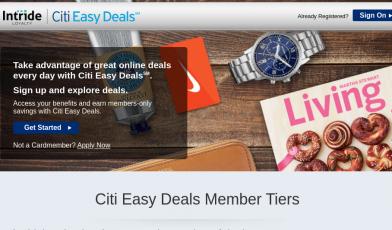 Citi Easy Deals